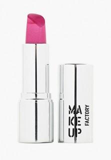 Помада Make Up Factory для губ кремовая Lip Color тон 229 веселый розовый
