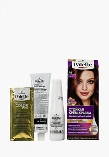 Краска для волос Palette Стойкая R4 Каштан, 100 мл