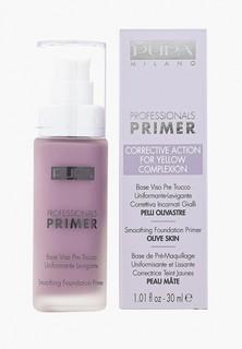 Праймер для лица Pupa Smoothing Foundation Primer, 03 фиолетовая Smoothing Foundation Primer, 03 фиолетовая