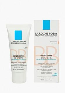 BB-Крем La Roche-Posay HYDREANE для чувствительной кожи, Натурально-бежевый, 40 мл