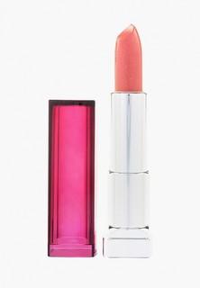 """Помада Maybelline New York для губ """"Color Sensational"""", оттенок 132, Спелый персик, 4 г"""