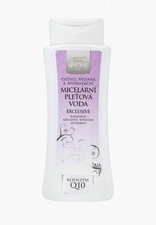 Мицеллярная вода Bione Cosmetics EXCLUSIVE+Q10