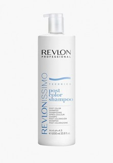 Шампунь Revlon Professional после окрашивания волос 1000 мл