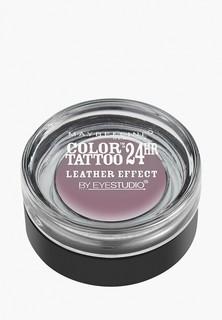 """Тени для век Maybelline New York """"Color Tattoo 24 часа"""", оттенок 97, Сливовый десерт, 4 мл"""