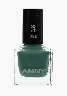 Лак для ногтей Anny тон 382.30 холодный оливковый