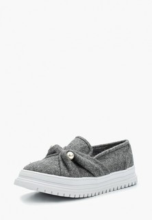 Слипоны LOST INK NALA PEARL BAR SLIP ON PLIMSOLL