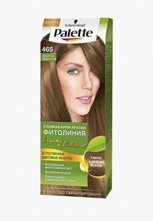 Краска для волос Palette ФИТОЛИНИЯ 465 Золотистый средне-русый, 110 мл