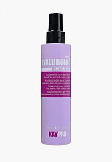 Спрей для волос KayPro c гиалуроновой кислотой для плотности, 200 мл