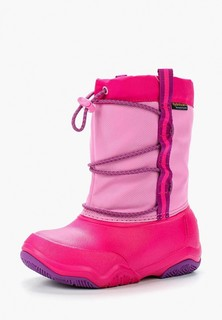 Дутики Crocs Swiftwater Waterproof Boot K