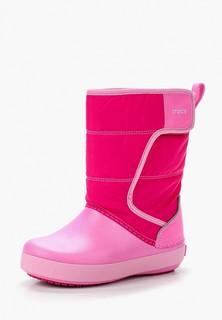 Дутики Crocs LodgePoint Snow Boot K