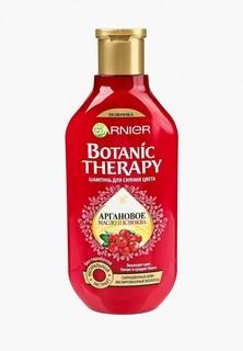 Шампунь Garnier Botanic Therapy Клюква и касторовое масло для окрашенных и мелированных волос, 400 мл