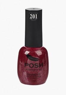 Гель-лак для ногтей Posh на 25 дней Северное сияние Тон 201