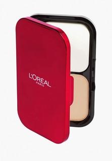 """Пудра LOreal Paris LOreal ультрастойкая для лица """"Infaillible"""", матирующая, оттенок 225, Бежевый, 10 гр"""