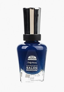 Лак для ногтей Sally Hansen Salon Manicure Keratin, тон a bleu attitude