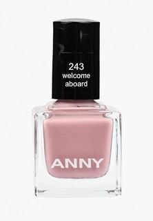 Лак для ногтей Anny тон 243