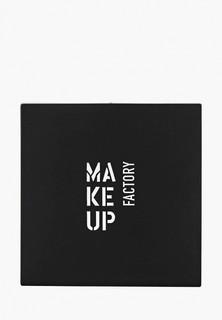 Тени для век Make Up Factory 5-ти цветные Diamond Stripes тон 20 оттенки приглушенной бронзы