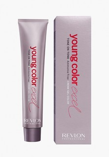 Краска для волос Revlon Professional YCE 8-01 светлый блондин тоффи 70 мл