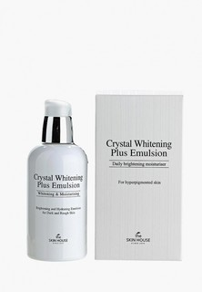 Эмульсия для лица The Skin House «Crystal Whitening Plus» 130 мл