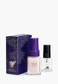 Набор лаков для ногтей Christina Fitzgerald Peace Нежно-розовый