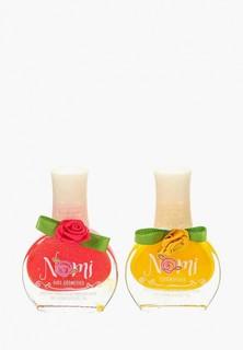Набор лаков для ногтей Nomi №04 и №17