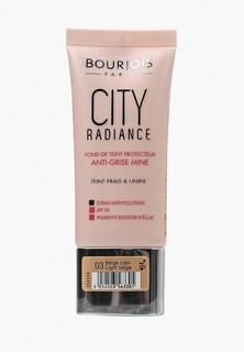 Тональное средство Bourjois City Radiance Тон 03 30 мл