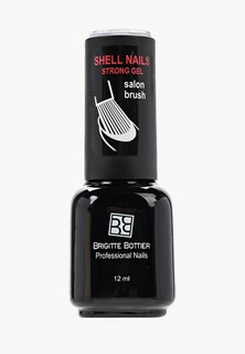 Гель-лак для ногтей Brigitte Bottier Shell Nails тон 900 белый (упаковка 3 шт)