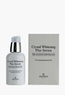 Сыворотка для лица The Skin House «Crystal Whitening Plus» 50 мл