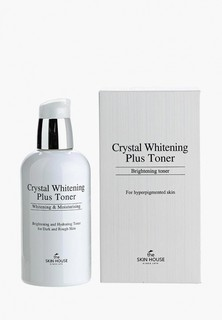 Тоник для лица The Skin House осветляющий «Crystal Whitening Plus» 130 мл