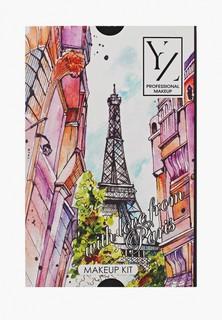 Набор для макияжа глаз Yllozure PARIS