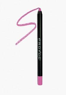 Карандаш для губ Provoc натурально-розовый