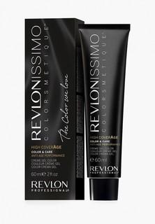 Краска для волос Revlon Professional REVLONISSIMO COLORSMETIQUE HIGH COVERAGE 6-12 снежный темный блондин 60 мл
