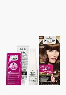 Краска для волос Palette PERFECT CARE 555 Молочный шоколад, 110 мл