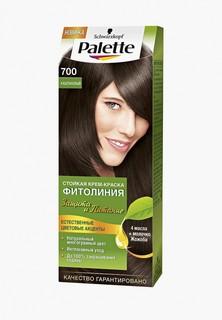 Краска для волос Palette ФИТОЛИНИЯ 700 Каштановый, 110 мл