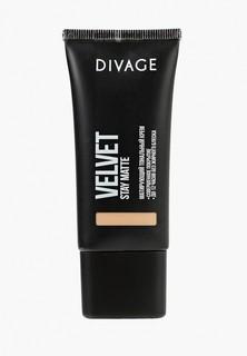 Тональное средство Divage Velvet № 02