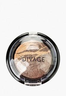 Тени для век Divage Запеченные Colour Sphere № 12