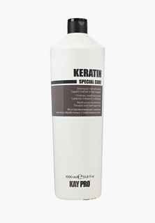 Шампунь KayPro восстанавливающий с кератином , 1000 мл