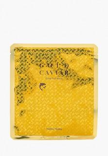 Маска для лица Holika Holika Антивозрастная тканевая Prime Youth с золотом