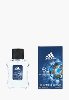Туалетная вода adidas UEFA 4 Champions Edition, 50 мл