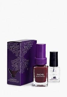 Набор лаков для ногтей Christina Fitzgerald Rachel Цвет ковровой дорожки
