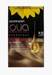 Краска для волос Garnier Olia, оттенок 8.13 Кремовый Перламутровый