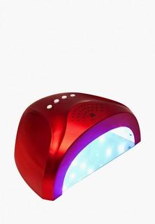 """Лампа для маникюра Planet Nails 10195 LED 24/48W """"Sunlight"""" красная"""