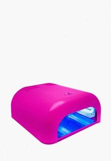"Лампа для маникюра Planet Nails 10178 36W Tunnel ""Econom"" розовая"