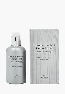 Тоник для лица The Skin House Мужской матирующий для сухой кожи, 130 мл Мужской матирующий для сухой кожи, 130 мл