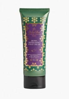 Крем для ног Sabai Thai Authentic SPA с маслом рисовых отрубей и алоэ вера 100 мл
