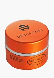 Гель-лак для ногтей Planet Nails 11036 Make Up Gel Beige 15 г - камуфлирующий бежевый