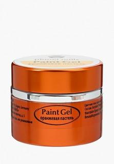 Гель-лак для ногтей Planet Nails 11828 оранжевая пастель 5 г