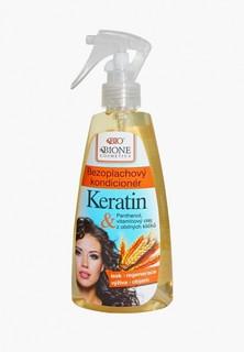 Кондиционер для волос Bione Cosmetics Несмываемый с зародышами пшеницы