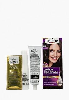Краска для волос Palette Стойкая N3 Каштановый, 100 мл