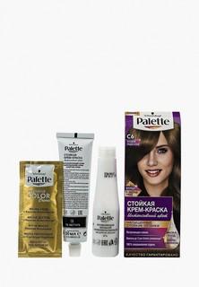 Краска для волос Palette 6 Средне-русый, 110 мл