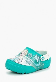 Сабо Crocs Crocs FL Frozen Lights Clog K